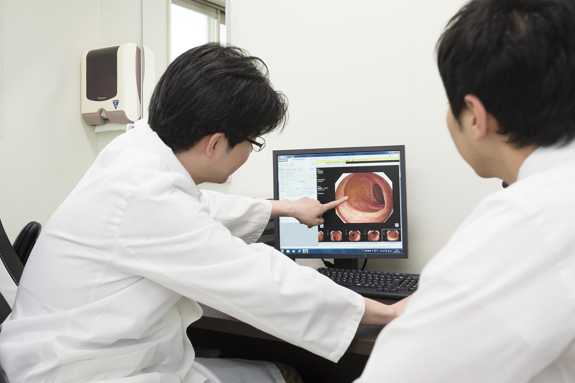 胃内視鏡検査でわかること